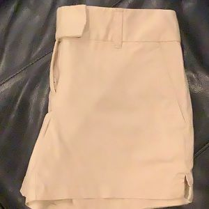 Ann Taylor loft brand new tickets on khaki shorts